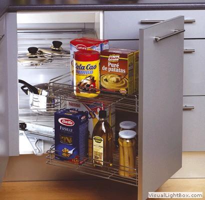 Accesorios muebles cocina for Herrajes y accesorios para muebles
