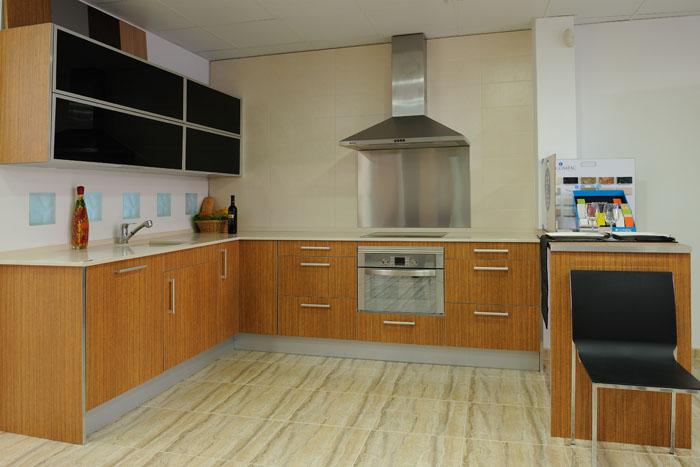 Cocinas for Acabados de muebles de cocina